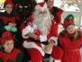Santa's Arrival 11.28.15